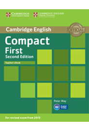 Compact First - Teacher's Book
