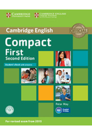 Compact First - Student's Book Pack