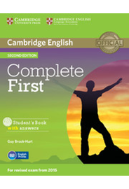 Complete First - Student's Book Pack