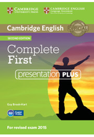Complete First - Presentation Plus DVD-ROM