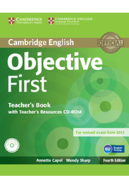 Objective First - Teacher's Book with Teacher's Resources CD-ROM