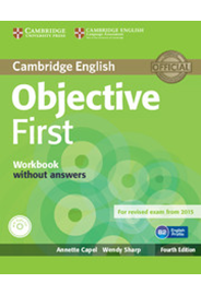Objective First - Workbook without answers with Audio CD
