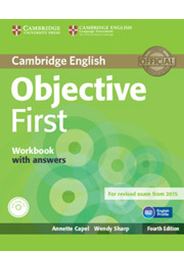 Objective First - Workbook with answers with Audio CD