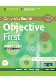 Objective First - Student's Book Pack