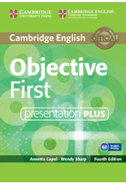 Objective First - Presentation Plus DVD-ROM