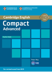 Compact Advanced - Teacher's Book
