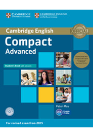 Compact Advanced - Student's Book Pack