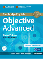 Objective Advanced - Student's Book without answers with CD-ROM