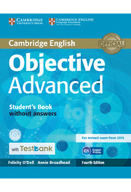 Objective Advanced - Student's Book w/o answers with CD-ROM with Testbank