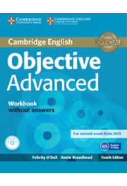 Objective Advanced - Workbook without answers with Audio CD