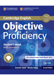 Objective Proficiency - Student's Book with answers with DL Software