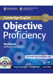 Objective Proficiency - Workbook without answers with Audio CD