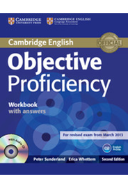 Objective Proficiency - Workbook with answers with Audio CD