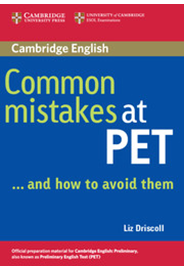 Common mistakes at PET... and how to avoid them