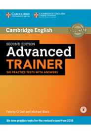 Advanced Trainer - Six practice tests with Answers and Audio