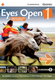 Eyes Open Level 1 - Student's Book with Online Workbook and Online Practice