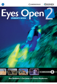 Eyes Open Level 2 - Student's Book
