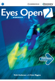 Eyes Open Level 2 - Workbook with Online Practice