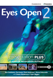 Eyes Open Level 2 - Presentation Plus DVD-ROM