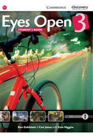 Eyes Open Level 3 - Student's Book