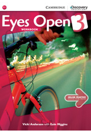 Eyes Open Level 3 - Workbook with Online Practice