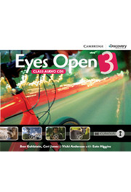 Eyes Open Level 3- Class Audio CDs (3)
