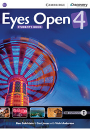 Eyes Open Level 4 - Student's Book