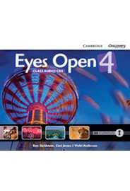 Eyes Open Level 4 - Class Audio CDs (3)