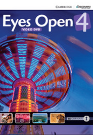 Eyes Open Level 4 - Video DVD