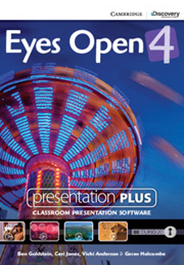Eyes Open Level 4 - Presentation Plus DVD-ROM