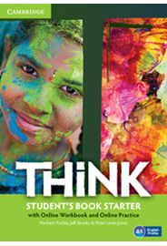 Think Starter - Student's Book with Online Workbook and Online Practice