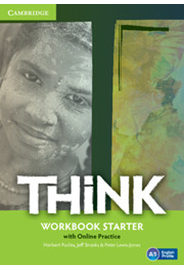 Think Starter - Workbook with Online Practice (International)
