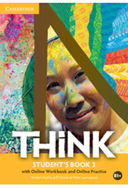 Think Level 3 - Student's Book with Online Workbook and Online Practice