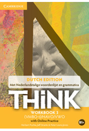 Think Level 3 - Workbook with Online Practice (Dutch Edition)