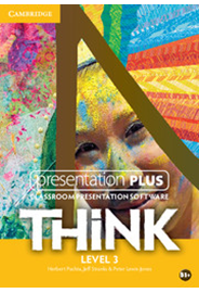 Think Level 3 - Presentation Plus DVD-ROM