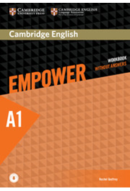 Empower Starter - Workbook without Answers with Downloadable Audio