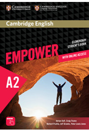 Empower Elementary - Student's Book with Online Workbook