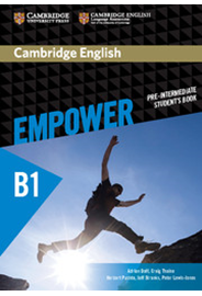 Empower Pre-intermediate - Student's Book