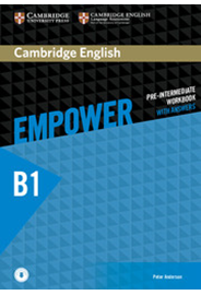 Empower Pre-intermediate - Workbook with Answers with Downloadable Audio
