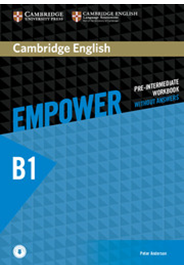 Empower Pre-intermediate - Workbook without Answers with Downloadable Audio