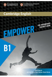 Empower Pre-intermediate -Teacher's Book