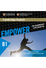 Empower Pre-intermediate - Class Audio CDs (3)