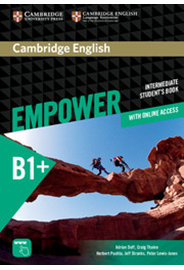 Empower Intermediate - Student's Book with Online Workbook