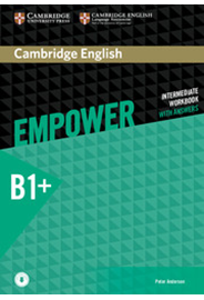 Empower Intermediate - Workbook with Answers with Downloadable Audio
