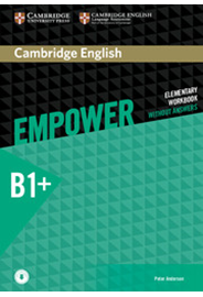 Empower Intermediate - Workbook without Answers with Downloadable Audio