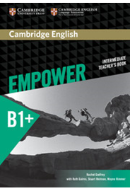 Empower Intermediate - Teacher's Book