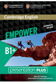 Empower Intermediate - Presentation Plus DVD-ROM
