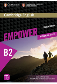 Empower Upper-intermediate - Student's Book with Online Workbook