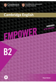 Empower Upper-intermediate - Workbook with Answers with Downloadable Audio