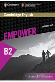 Empower Upper-intermediate - Teacher's Book